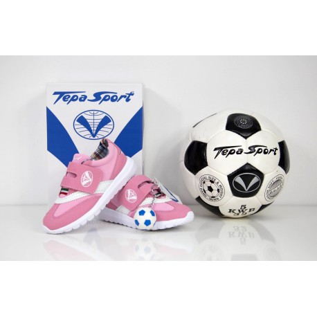 Tepa Trip Rosa Junior Velcro